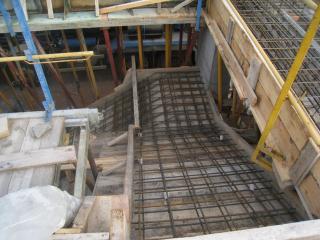 Escaleras De Hormigon Proyectos Varios Pasillos Vestbulos