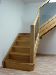 Precios de construcci n y software de edificaci n for Escalera electricista madera